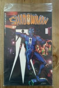 Shadowman TPB (1994 Valiant, Collects Issues 1-6, NM sealed in bag)