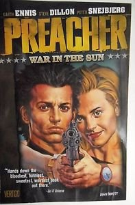 DC COMICS - VERTIGO- PREACHER VOL 6 WAR IN THE SUN TPB! NEW!
