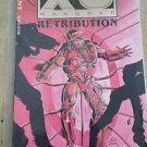 X-O MANOWAR:RETRIBUTION TRADE PAPERBACK * with X-O Database * Valiant Comics