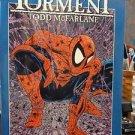 Spider-Man: Torment by Todd McFarlane 1st Print TPB 1992, Marvel Comics