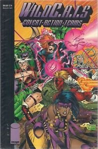 WILDCATS COMPENDIUM (1993) Image Comics TPB softcover; bag still sealed with #0