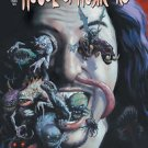 GENE SIMMONS HOUSE OF HORRORS #1 NM IDW CAPPULLO COMIC BOOK