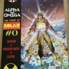 Solar Man of the Atom Alpha & Omega HC Slipcase w/ Poster COMPLETE Valiant