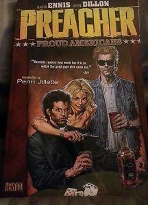 DC COMICS VERTIGO PREACHER TPB VOLUME 3 PROUD AMERICANS CONTAINS ISSUES 18-26