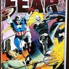 GHOST RIDER CAPTAIN AMERICA FEAR ONE-SHOT NEAR MINT MARVEL COMICS