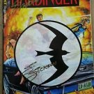 HARBINGER #0 CHILDREN OF THE EIGHTH DAY Signed by Jim Shooter and Janet Jackson