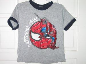 Boys Spider Man T-shirt T4
