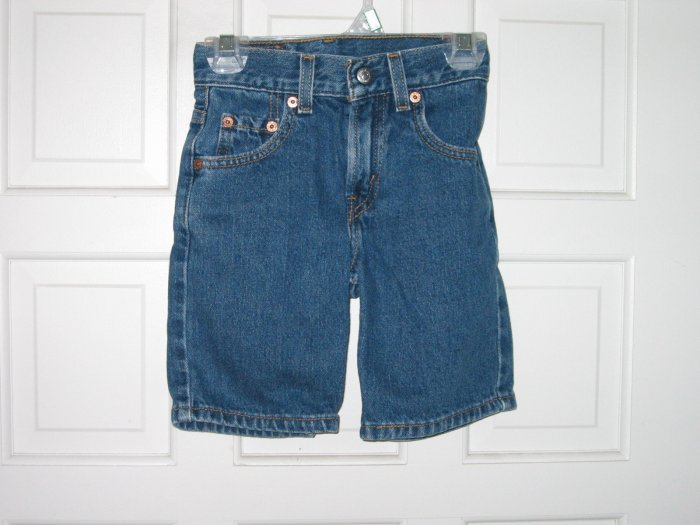 Levi's Denim Shorts - Reg 550 size5