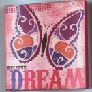 "New Textured Graffiti "" Dream "" Canvase"