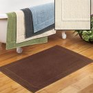 Oversized Quick-Dry Bath Mat Natural Color