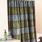 Orbit Reversible Shower Curtain