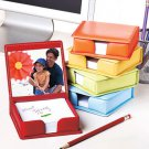 Set Of 5 Colorful Noteboxes