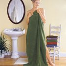 "New Spruce Green Jumbo 35"" x 70"" Bath Sheet Towel"
