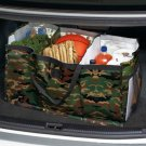 Trunkster Divided Bag Camo / Camouflage Design Great for Organizing Or Storage