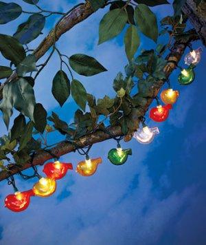 Novelty Birds String Lights Great for Camper Awning RV ...