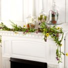 New Beautiful Spring Garland 68&quot; x 2-1/2&quot;