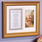 New Loving Memory Frame In Loving Memory of a Lost Loved One