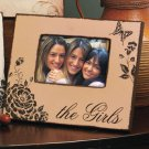 New The Girls Sentimental Wooden Picture Photo Frame