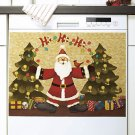 New Glow-in-the-Dark Santa Dishwasher Magnets