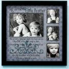 Big / Little Brother Sibling Collage Frame