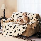 "New Giant 72"" sq. Polyester 6-Ft. Fleece Pet Throw"