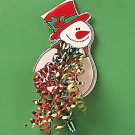 New Set Of 18 Snowman Holiday Christmas Novelty Bows