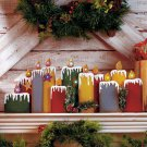 New Color-Changing Candles Christmas Decor Battery operated
