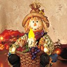 New Halloween / Thanksgiving Lighted Scarecrow