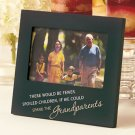 New Humorous Wooden Frame for Grandparents