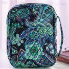 New Blue/Green Quilted Bible/Book Cover