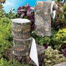 New Set of 3 Outdoorsman Camouflage / Camo Toilet Paper Rolls