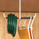 New Overhead Mounting Space Saving Storage Bar Great for Garage Basement Attic & More!