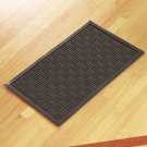 New Black Indoor / Outdoor Utility Mat