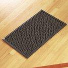 New Black Indoor / Outdoor Utility Mat