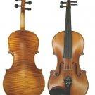 Crystalcello MV620 4/4 Size Antique Finish Flamed Orchestra Violin