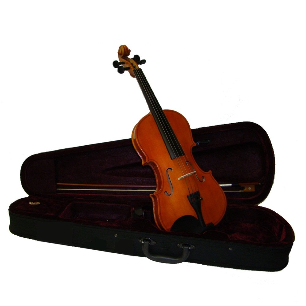 Crystalcello MA100 14.5 inch Viola with Case and Bow