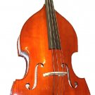 Crystalcello MB100 1/2 Size Upright Bass with Bag and Bow