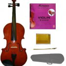 Merano 1/2 Size Acoustic Student Violin with Hard Case and Bow+Free Rosin+Extra E String