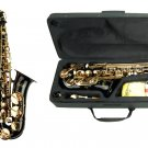 MERANO E Flat BLACK Alto Saxophone with Case and Accessories