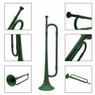 IRIN Bb ABS Student Cavalry Trumpet Green - Bugle