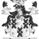 Turner Coat of Arms in Cross Stitch
