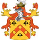 Smith Coat of Arms in Cross Stitch
