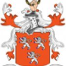 Ross Coat of Arms in Cross Stitch