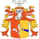 Olsen Coat of Arms in Cross Stitch