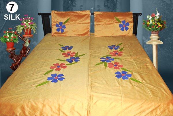 The Royal Silk Bedspread