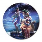 Aries Round Mouse Pad