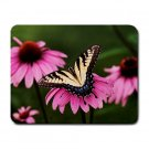Yellow Butterfly 1 Small Mouse Pad