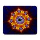 Fractal Pattern 1 Large Mouse Pad