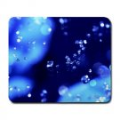 """""""Jewels on Blue"""" Large Mouse Pad"""