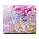 """""""Colourful Sparkles"""" Large Mouse Pad"""